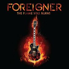 "FOREIGNER THE FLAME STILL BURNS VINILE EP 10"" RSD 2016 NUOVO SIGILLATO"