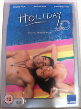 Onjolee Nair, Dino Morena HOLIDAY ~ 2005 Bollywood / Hindi ROYAUME-UNI DVD
