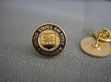 MILITARY LAPEL PIN - U.S. AIR FORCE RETIRED