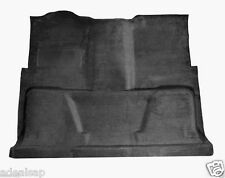 ACC BLACK 67-72 CHEVY STD CAB PICKUP TRUCK 4-SPEED *TANK IN CAB* MOLDED CARPET