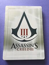 Assassin's Creed III *Limited Steelbook Edition* for PS3 USED