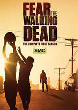 Fear the Walking Dead: Season 1, Very Good DVD, Alycia Debnam Carey, Frank Dilla