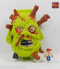 Mighty Max - Hammers Spike / Ax Man - Horror Heads - Bluebird Toys 1993 12