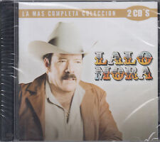 CD - Lalo Mora NEW La Mas Completa Coleccion 2 CD - FAST SHIPPING !