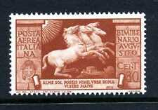 Italy Scott C97 Mint 80c Air Post Horses Never Hinged 3B18 023