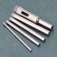 10x Diamantbohrer Glasbohrer Fliesenbohrer Kernbohrer Bohrer Lochsäge 3-13mm Bit