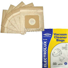5 x E62, U62 Dust Bags for Nilfisk Coupe Coupe Neo GM60 Vacuum Cleaner