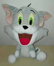 Peluche Tom e jerry Looney Tunes pupazzo originale gatto cat Big Headz plush