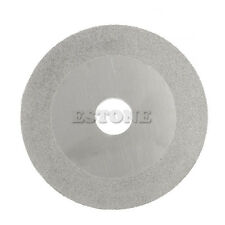 100mm 4 '' Diamond Coated Flat Wheel Disc Verre Pierre Grinding Outil de coupe S