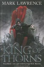 The Broken Empire 2. King of Thorns von Mark Lawrence (2013, Taschenbuch)