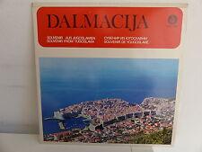 Dalmacija Souvenir de Yougoslavie LPV 1206