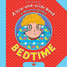 Bedtime (Slip-and-Slide Book), Roffey, Maureen, New Book