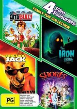 The Ant Bully / The Iron Giant / Kangaroo Jack / Shorts / (4 Film Favs) DVD