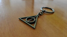 Harry Potter The Deathly Hallows Key buckle Charm Antique Bronze accessory