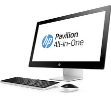 "HP Pavilion 23-q252na 23""fhd DESKTOP ALL IN ONE Intel i5 2.7ghz 2tb HDD 8gb RAM"