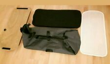 Bugaboo cameleon 1 and 2 carrycot fabric with mattress and wooden board *