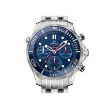 Omega Seamaster Diver Chronograph 212.30.44.50.03.001 - Unworn w/Box & Papers