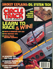 Circle Track Magazine March 1993 Learn To Race & Win! EX 012616jhe