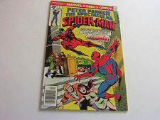 PETER PARKER, THE AMAZING SPIDERMAN #1  DEC 1976  SILKY SMOOTH COPY!  NEAR MINT-