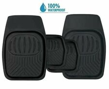 TOYOTA URBAN CRUISER 09-12 HEAVY DUTY ALL TERRAIN RUBBER FLOOR MATS TRAY STYLE