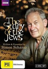 The Story of the Jews - With Simon Schama NEW R4 DVD