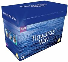 Howards' Way . The Complete Series Collection . Season 1 2 3 4 5 6 . 24 DVD NEU