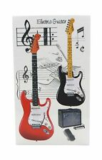 Fender Guitar Pocket Pads - Music Themed Gift - Musical Stationery for Guitarist