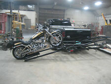 MOTORCYCLE LIFT RAMP RACK ~ RECEIVER HITCH MOUNT