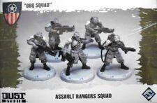 Dust tactics, BBQ squad, Assault ranger squad, dt004, 1/48, OVP