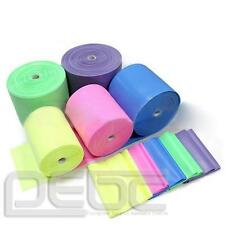 Exercise Fitness Band Gym Mat  Yoga bungee cord Pilates Rubber Stretch Aerobics