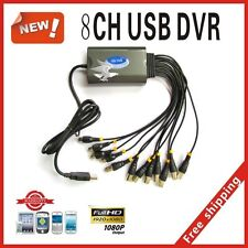 8CH 220FPS H.264 Camera USB DVR Video Capture Card 8 Channel CCTV Security Camer