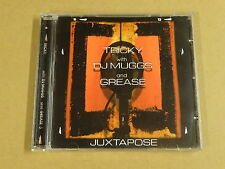 CD / TRICKY WITH DJ MUGGS AND GREASE ‎– JUXTAPOSE