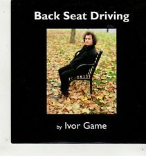 (GC670) Back Seat Driving By lvor Game - 2013 CD