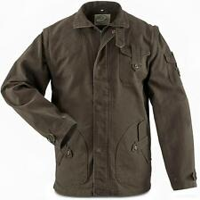 Convertible Zip off Sleeves Light Weight 100% Cotton Canvas Hunting Jacket - XL
