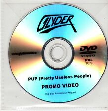 (FF864) Glyder, Pretty Useless People - DJ DVD