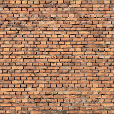 #  5 SHEETS bumpy EMBOSSED BRICK stone wall paper 21x29cm O Scale CODE S4KT7