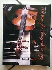 The Mystery of Music 3rd edition