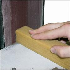 Sand Paper Sanding Belt Abrasive Cleaner Sticks, 1.5 x 1.5 x 8.5 inch or 18 CUI