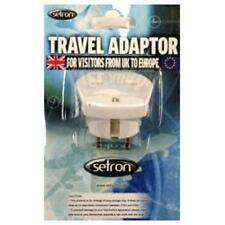 Travel Adaptor UK to Europe 3 pin to 2 pin