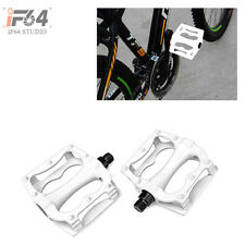 """White Mountain Bike Bicycle Pedals 9/16"""" Pedals for BMX DH MTB Road Platform"""