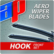 Volkswagen Amarok 2010-2012 - Aeroflat Windscreen Wiper Blades (PAIR) 24in/23in