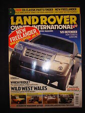 Land Rover Owner LRO # July 2006 - W Wales Lanes - Freelander - disco - S1
