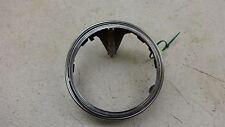 1973 suzuki ts125 enduro  S558-1~ chrome headlight surround bezel