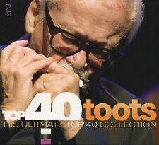 Toots Thielemans : His Ultimate Top 40 Collection (2 CD)