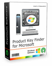 Codice Product Key Finder for Microsoft Windows 10/8.1/8/7/Vista/XP