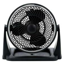 Portable High Speed Velocity Personal Tabletop Fan Desk Table Wall Mount Cooling