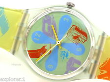 SWATCH: Artist-special * WINDMEAL * nuovo/MOLTO RARO! *