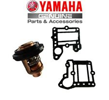Yamaha Genuine Outboard Thermostat & Gasket 5C 5hp 2-Stroke 6E5-12411-02