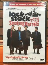 New Sealed Lock, Stock and Two Smoking Barrels DVD Guy Ritchie Stock 548