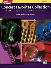 Accent on Performance Concert Favorites Collection: 22 Full Band Arrangements Co